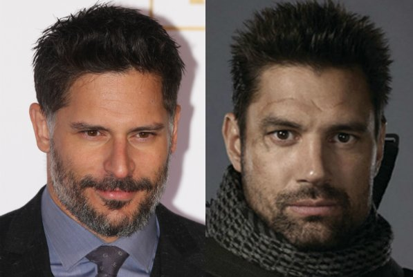 Which Deathstroke is which?